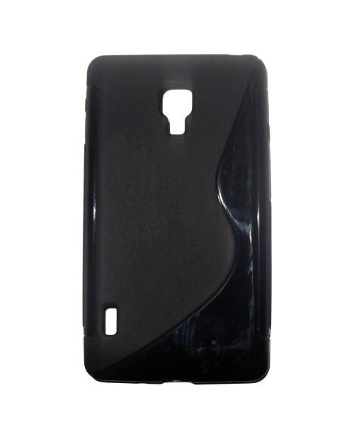 Etui LG L7 II Czarne Nowe