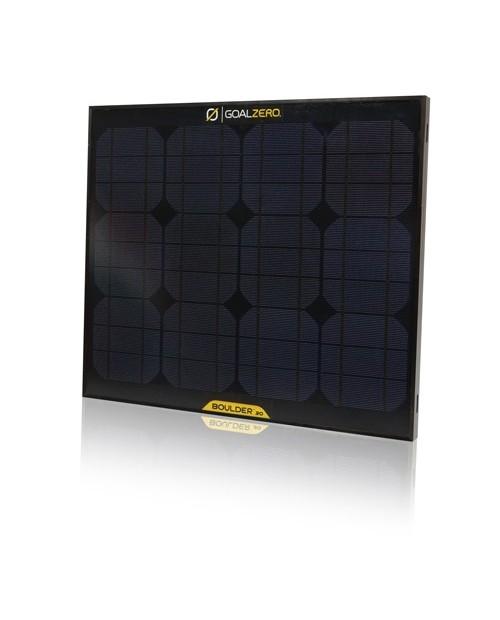 Panel solarny BOULDER 30 Goal Zero Ładowarka