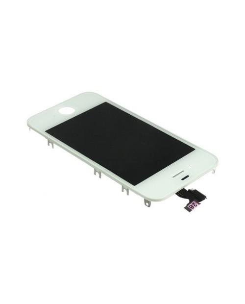 Wyświetlacz z dotykiem do iPhone 4 BIAŁY