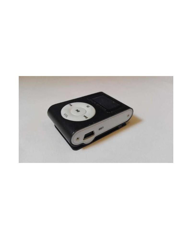 Odtwarzacz MP3 do 32gb Dla biegaczy Różne kolory