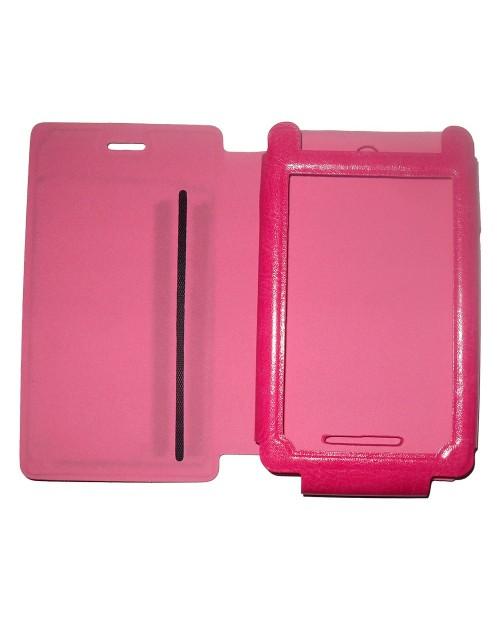 Etui Sony Xperia E Różowe Nowe