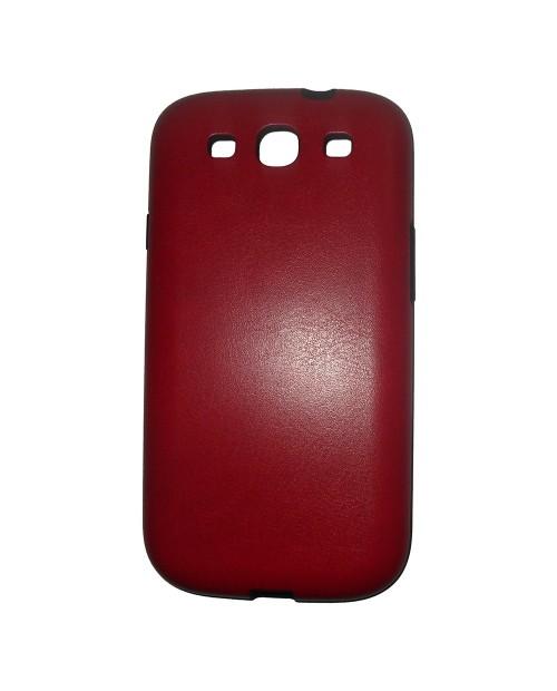Etui Samsung Galaxy S3 i9300 Czerwone Nowe