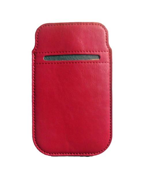 Etui Samsung i9100 Czerwone Nowe