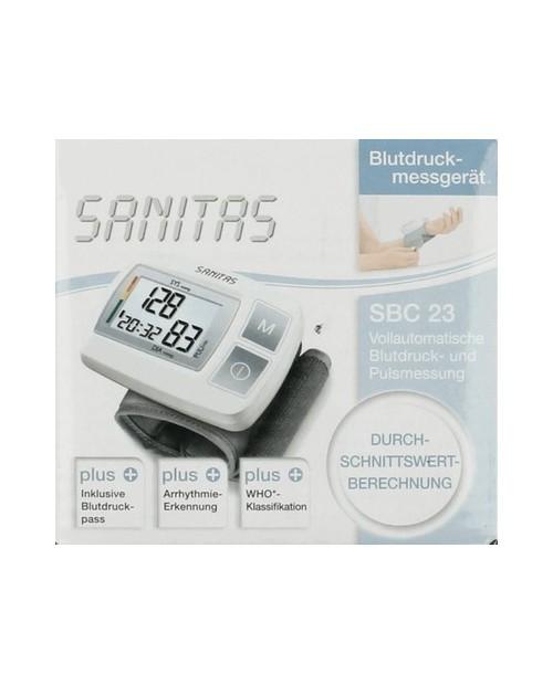 Sanitas ciśnieniomierz nadgrastkowy SBC 23