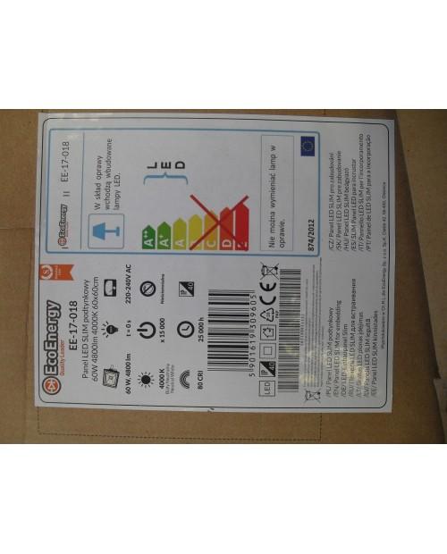 Panel LED EE-17-018