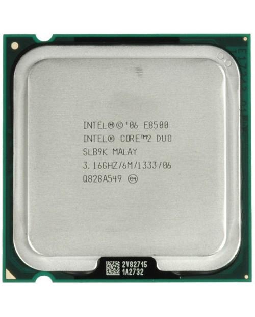 Intel Core 2 Duo Processor E8400 3,00 GHz