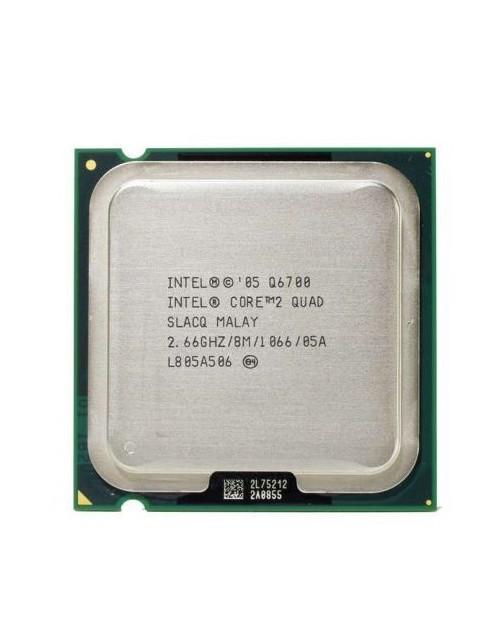 Procesor INTEL CORE 2 QUAD Q6700 775