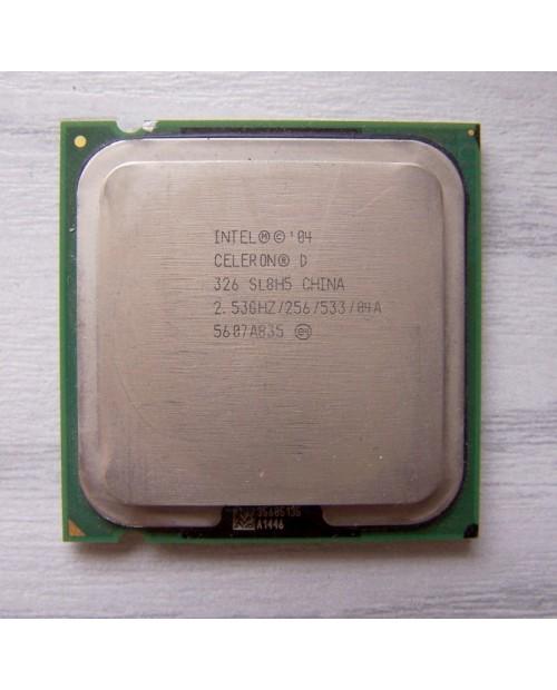 Procesor Intel Celeron D 326 2,53 GHz Socket 775