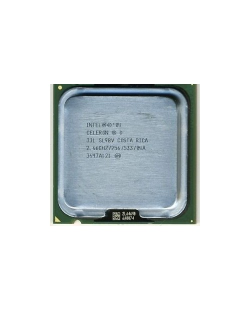 Intel Celeron D Procesor 331 2,66 GHz socket 775