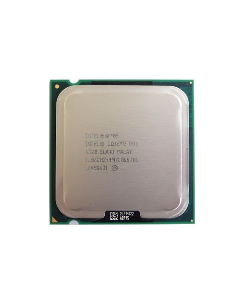 Intel Core 2 Duo Procesor E6320 1,86 GHz 775