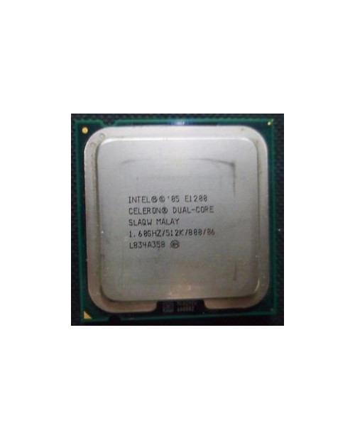 Procesor Intel Celeron E1200 1,60 GHz Socket 775