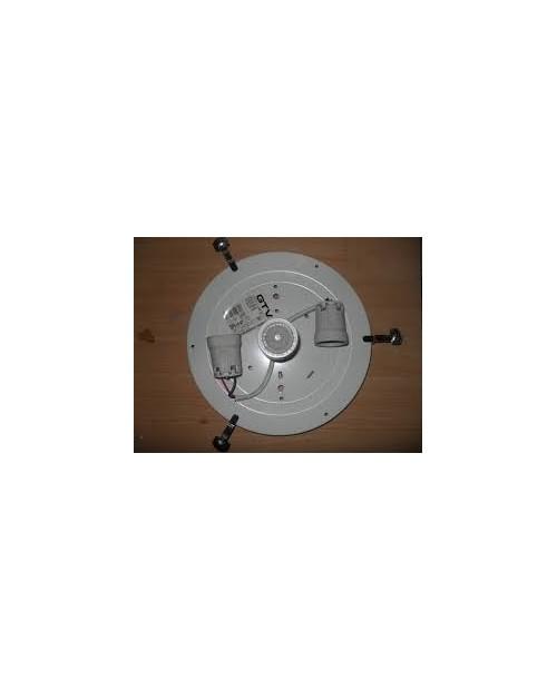 Plafoniera z czujnikiem podczerwieni GTV OS-PLCRKM