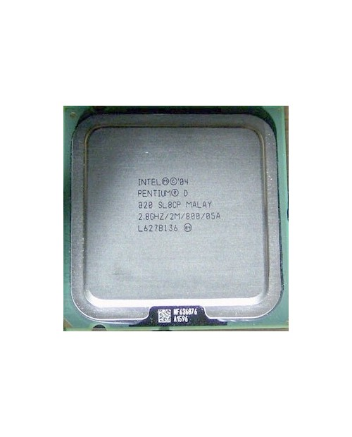 Procesor Intel Pentium D 820 2,8GHz Socket 775