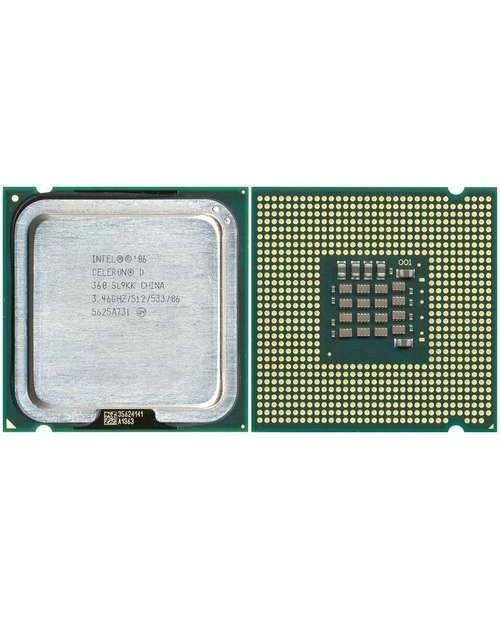 Procesor Intel Celeron D 360 3,46 GHz Socket 775