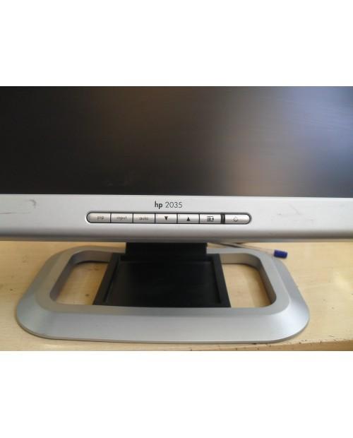 """Monitor 20"""" LCD HP 2035 PE1239 Klasa A"""