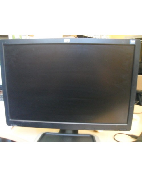 "Monitor 19"" Panoramiczny HP L1908W Czarny"