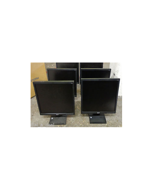 Monitory Monitor 17'' LG SAMSUNG ASUS klasa A