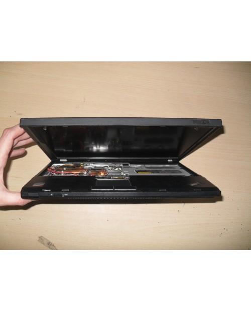 """Laptop IBM Lenovo ThinkPad T61 14"""" sprawny, uszkodzony, bez klawiatury"""