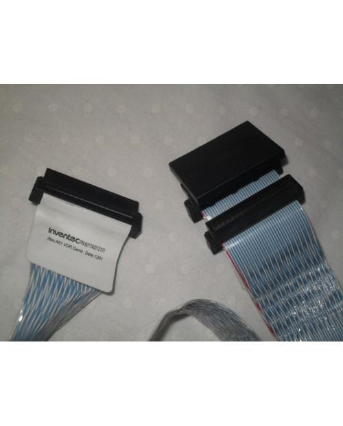 Kontroler SCSI RAID HP Smart Array 5300 Controller + taśma SCSI 68-pin 7 wtyczek + terminator