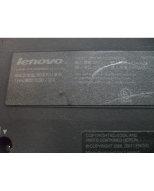 Laptop Lenovo X61s